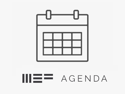 MEF - Agenda