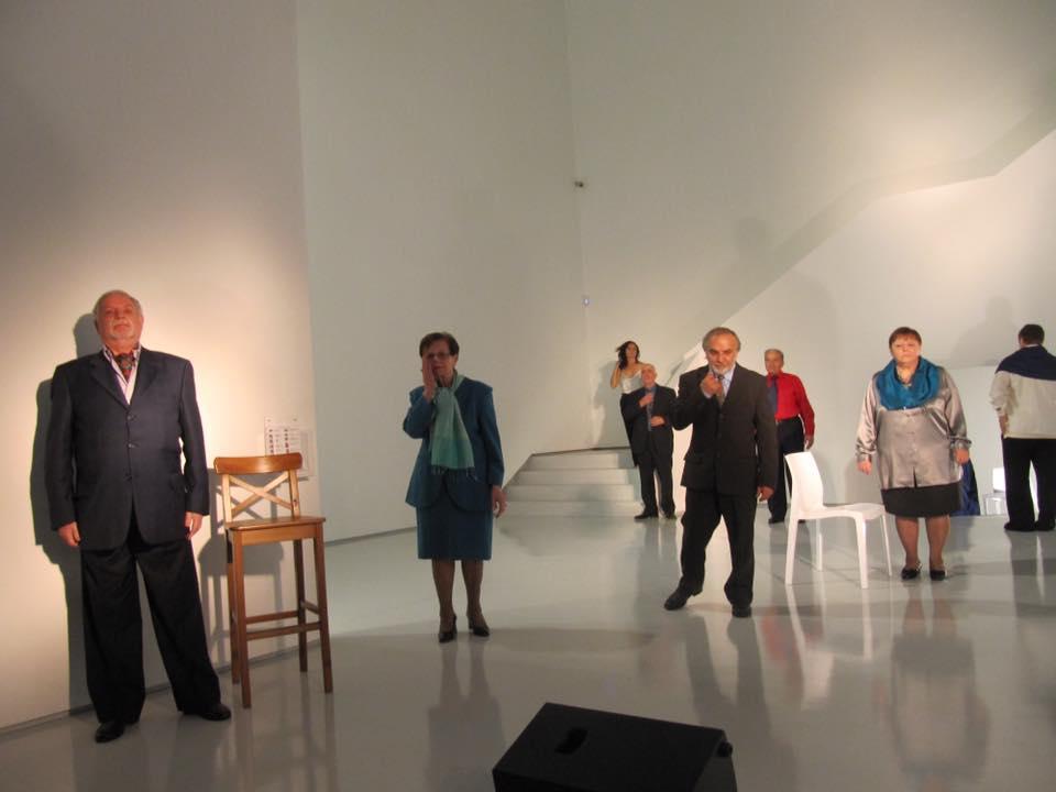 """Evento A.R.T. """"Con il tempo"""" - Teatro Comunità"""