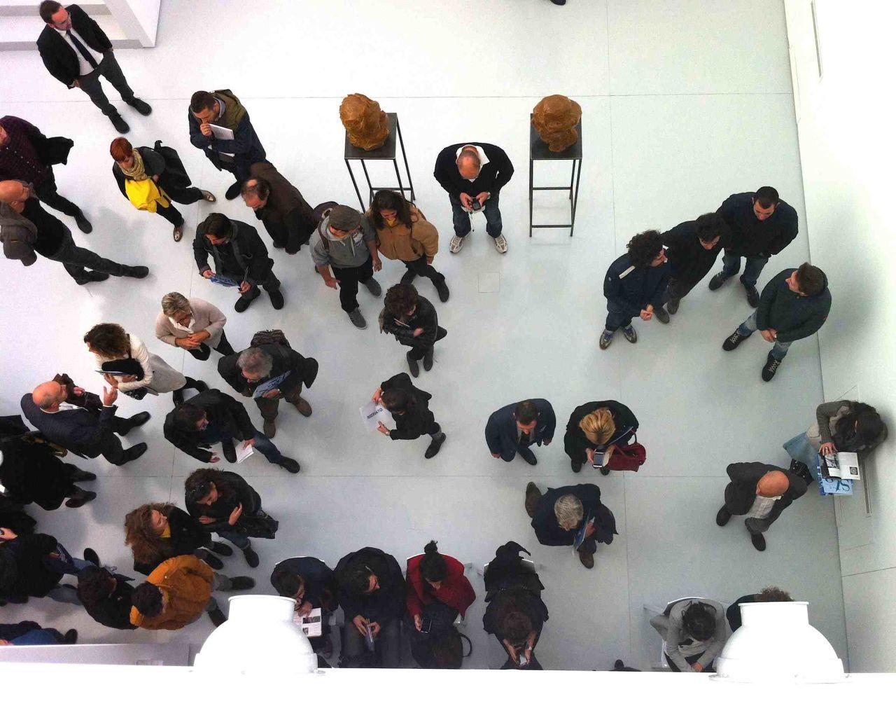 Conferenza Contemporary Art Torino Piemonte