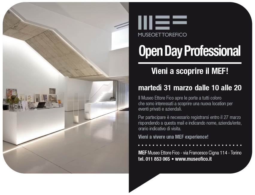 OPEN DAY # Professional