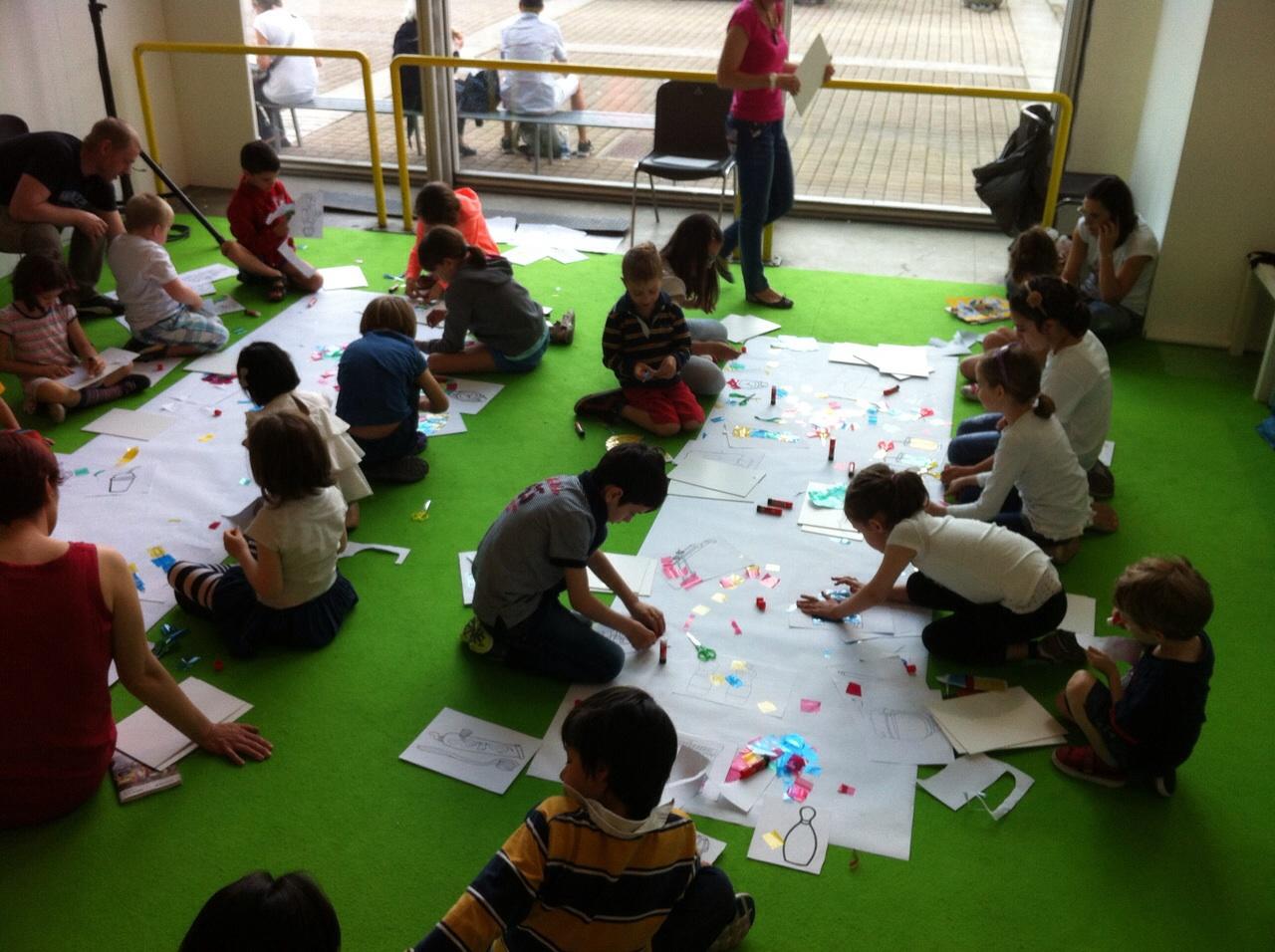 Area Educativa del MEF al Salone del Libro
