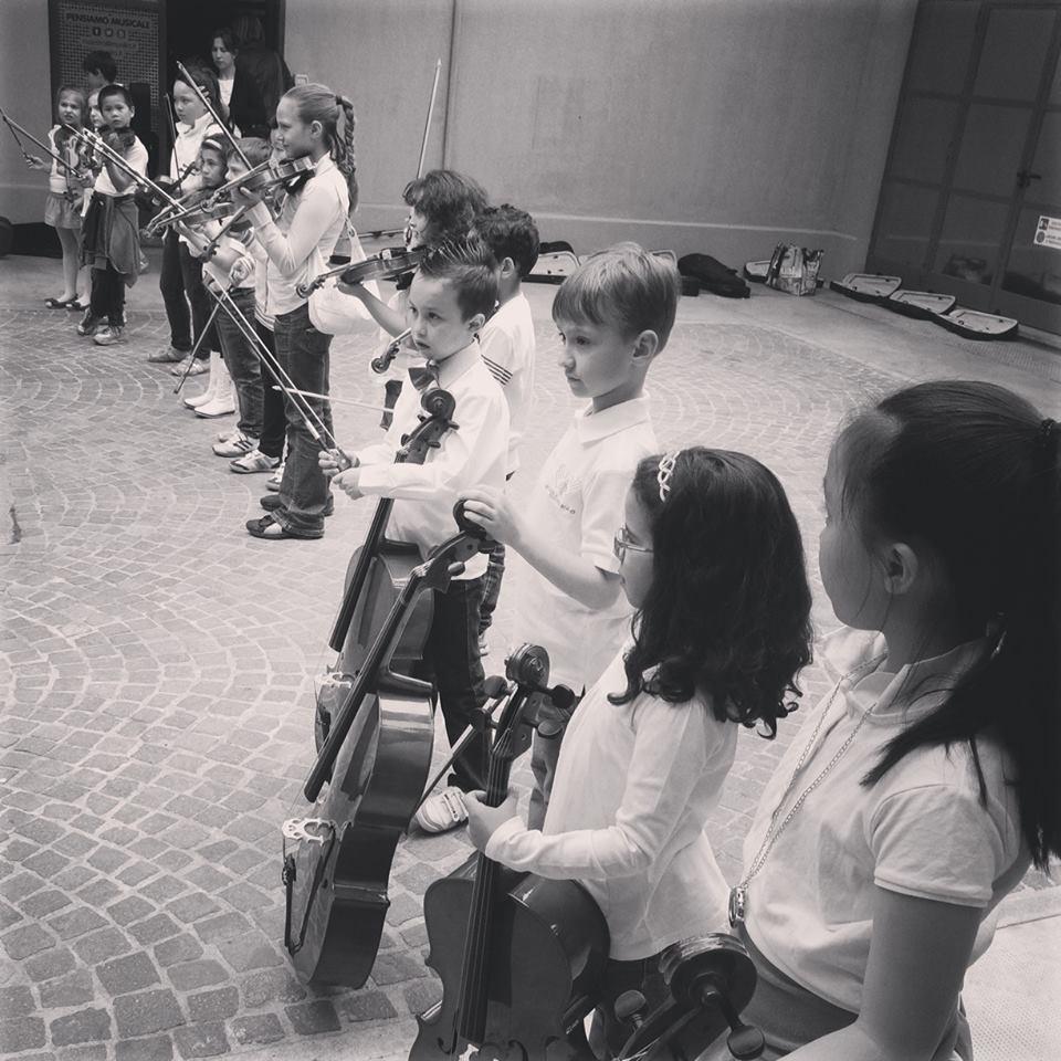 """Evento A.R.T """"Concerto di Natale della Piccola Orchestra Giulia"""""""
