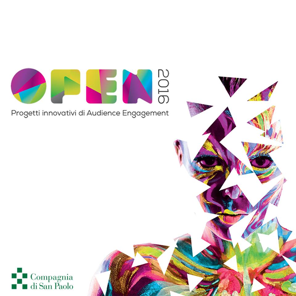 Compagnia di San Paolo - Presentazione Bando Open