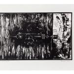 Ettore Fico, Antica porta, litografia 500x700 mm, ed. 25 esemplari (€ 350 + spese di spedizione)