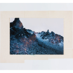 Laura Pugno, Taccuini di viaggio, 2015, stampa offset su carta 500x700 mm, ed. 99 esemplari (€ 99 + spese di spedizione)