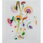 Thierri Feuz, Psychotropical anima, 2009, stampa offset su carta 600x495 mm, ed. 99 esemplari (€ 99 + spese di spedizione)