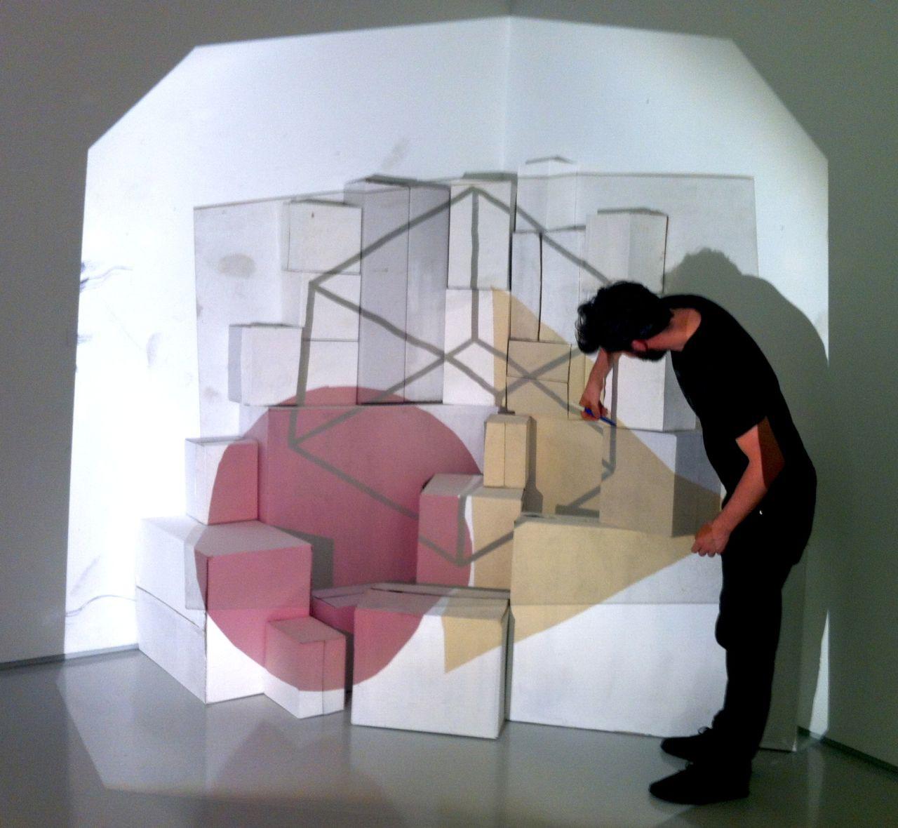 """MEFamily/workshop d'artista - Speciale Settimane della Scienza """"Prospettive Mobili"""""""