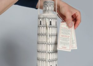 Cludia Grespi, Leaning Tower – Pisa multicase