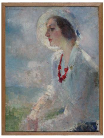 La collana rossa, Luigi Serralunga