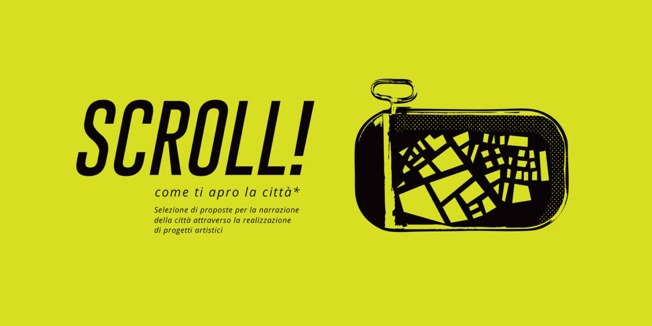 """Aperitivo """"Scroll! Come ti apro la città*"""" @Spazio 211"""