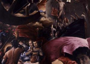 Stefano Di Stasio_Autoritratto dopo Cristo