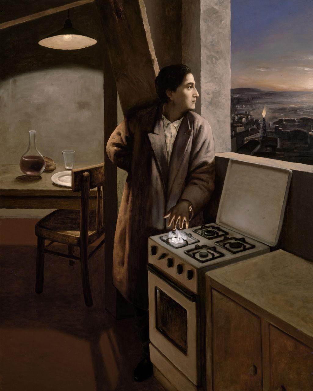 Stefano Di Stasio_L'ora della cena